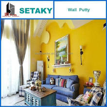 wall putty - for concrete use - SETAKY