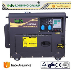 5KW diesel generator manufacturer looking for distributors