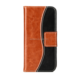 Fashion design S-line phone case for iphone 6,for iphone 6 leather case back cover