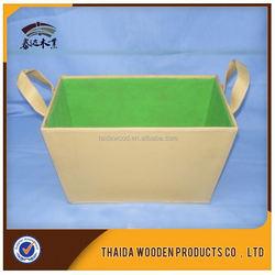Wood Box/Craft Storage Container