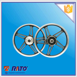Small bike 17 inch motorcycle alloy wheel rims for motorcycle