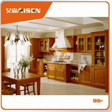 Professional mould design factory directly kitchen cabinet sets