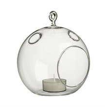Good Quality Terrarium Glass Hanging Votive Candle Holder Vase