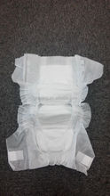 Disposable soft breathable sleepy baby diaper made in china