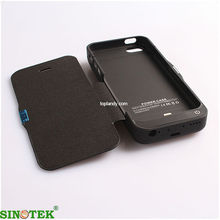 SINOTEK smartphone battery case 4200mAh portable power case charger for iphone 5S 5C 5
