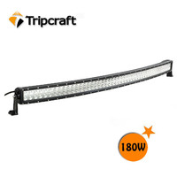 """180w factory direct 31.5"""" double row led light bar with Spot/Flood/Combo"""