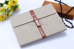 Best selling products Briefcase design vintage PU leather stand Tablet case for ipad air 2 pu leather case china suppliers