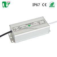CE IP67 waterproof constant Voltage led street light driver 12V 60W