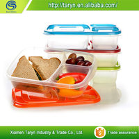 Buy wholesale disposable microwave plastic food storage container restaurant
