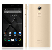 Original 5.5 Inch FHD Doogee F5 Mobile Phone With MTK6753 Octa Core Android 5.1 3GB RAM 16GB ROM 13.0 MP 4G FDD LTE