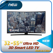 Curved 32-55 Inch 4K Ultra HD Smart LED TV