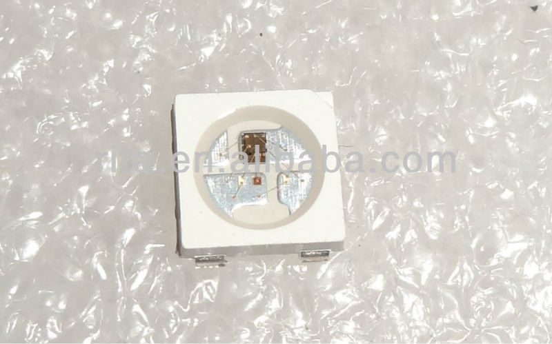 1000 pz ws2812b; 4 pin; 5050 smd led rgb con costruito- in ws2811 dentro ic;