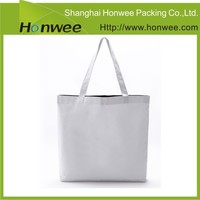 hot sale custom personalized blank eco canvas shopping bag