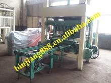 High Production efficiency QTY6-15 cement concrete brick making machine