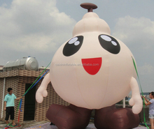 giant inflatable new year drop man for sale
