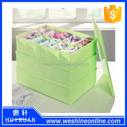 Bra and Underwear Storage Box,Sock Storage Box With Lids