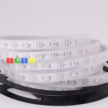 5050 IP67 led strip ws2801 60 leds/m