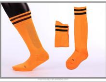 2015 Popular Knee High Compression Football Socks Elite tube sock