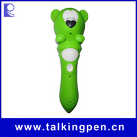 OEM/ODM Audio Books with Multifunctional Novelty Talking Pen for Kids