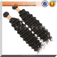 Unprocessed virgin indian hair deep wave,natural indian hairstyle for long human