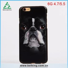 Cute animails dog phone case for iPhone 6 / for iPhone 6 Plus