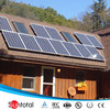 High Quality 5kw wind solar hybrid power system for home on roof 3kw wind turbine plus 2kw solar panel pv for wholesale
