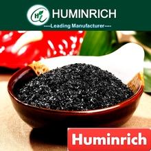 Huminrich Modern Agriculture Organic Hydroponic Fertilizer 55%Ha Humic Acid Potassium Salt Factory
