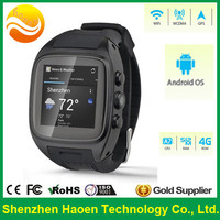 New Android Watch with touch screen, Dual core cpu Camera Wifi GPS SIM card watch phone waterproof