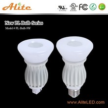 UL 110lm/w G24Q Replacement 300 Degree led lights 980 lumen