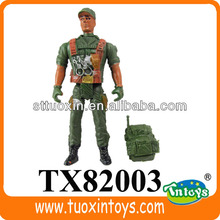 Army Green Toy Plastic Soldiers