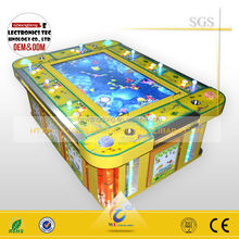IGS fishing games for six players / fishing video game machine