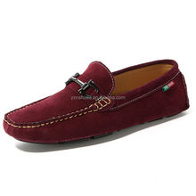 fashion men casual loafers, casual slip on shoes, new model men casual shoes moccasin-gommino made in china