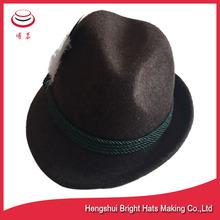 special Wool Felt Hat Fedora
