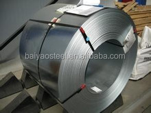 used in electronic products field finger resistant galvanized iron steel in oil