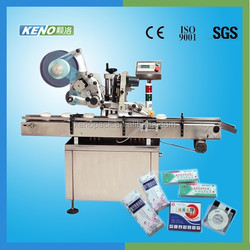 KENO-L115 labeling machinery for lipton yellow label tea