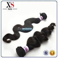 Full Cuticle 40 inch brazilian body wave hair red brazilian dark brown hair with blonde highlights