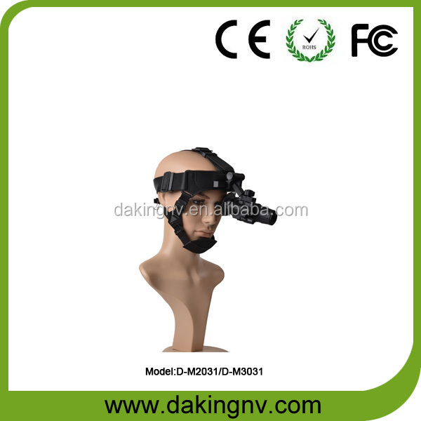 military night vision systems 3 gen head mount helmet mount