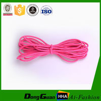 Factory promotional custom spiral elastic cord for wholesale