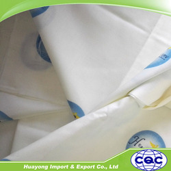 factory price polyester cotton fabric tc 80/20 medical bed sheet fabric