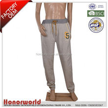 20 years professional BSCI approved factory most fashionable mens leather pants 2013