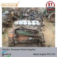 deutz used diesel engines 912 913
