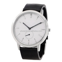 2015 YB fashion genuine leather watches with high quality