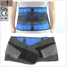 Deluxe Neoprene Double Pull Lumbar Lower Back Support Belt From XS to 6XL