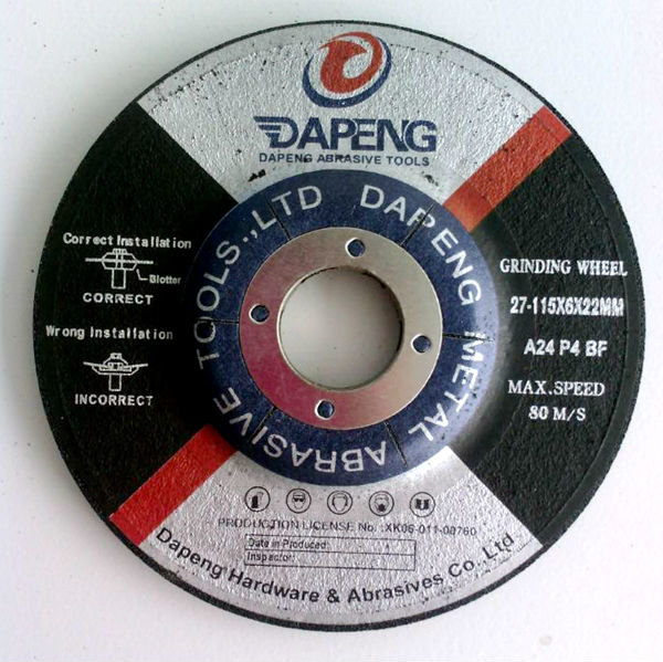 "Carbon Steel Grinding Trading Belarus: China Supplier 4.5""inch Grinding Wheel For Carbon Steel At"