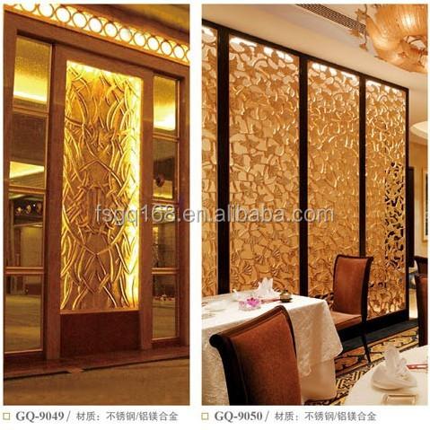 Restaurant Room Divider For Hotel Or House Buy Removable Room