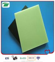 Electronic Accessories 94v0 FR-4,CEM-3 Epoxy fiberglass prepreg yellow white color suppler