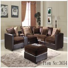 European Style Fabric Class Sofa Home Furniture