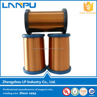 Best Price Class 155 Enameled Round Copper Winding Wire For Winding Motors
