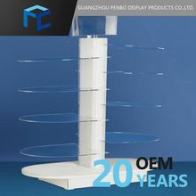 The Most Popular Professional Factory Professional Supply Customized Logo Acrylic Cupcake Display Stand