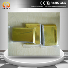 """Thermal reflective blanket 54""""x84"""" silver/gold color"""